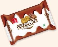 Cream Bite Chocolate Biscuits