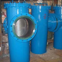Basket Type Strainers