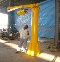 Folding Arm Jib Crane, Articulating Jib Crane