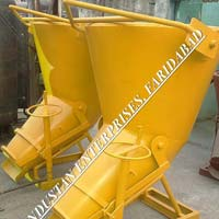 Banana Concrete Bucket Manufacturers Of Tower Crane