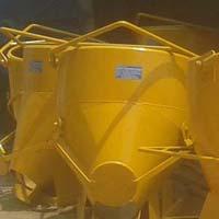 column filling bucket