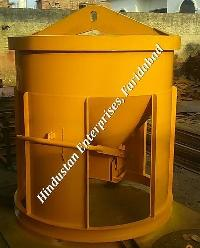 Tower Crane Garbro Type Concrete Bucket