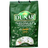 Dunar Elonga Long Grain Basmati Rice