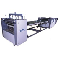 PVC Profile Printing Coating and Curing Machine