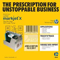 Markjet Thermal Inkjet Printer