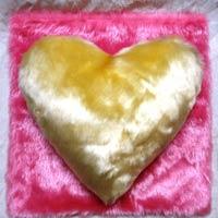 Fur Cushion Cover