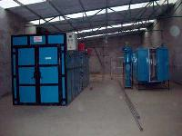 Powder Coating Gas Fired Oven