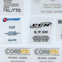 Thermal Transfers Labels
