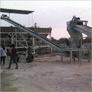 Glass Crushing Plant
