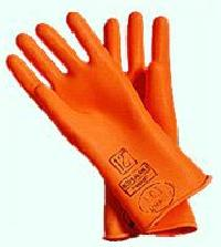 Heavy Duty Natural Rubber Gloves