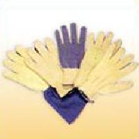 Para Aramid Knitted Seamless Gloves