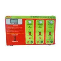 Bike Battery Charger 3 Channel