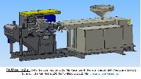 Extruded Mesh Making Machine ( Nets And Packaging Nets Making Machine)