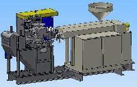 Netlon Net Making Machine