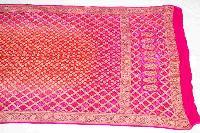 kutch bandhani sarees