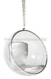 Triumph Acrylic Hanging Bubble Chair