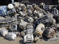 Electrical Motor scrap and HMS& aluminum
