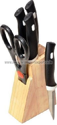 Wooden Knife Stands
