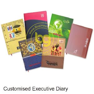 Customized New Year Diaries
