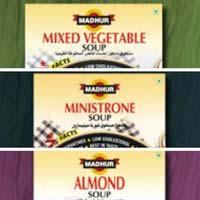 Soups Powder