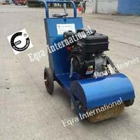 Road Cleaning Broomer Machine