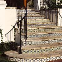 Stair Riser Tiles