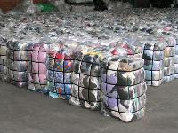 Baled Used Clothing