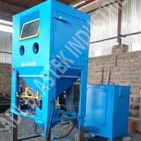 pressure blasting machine