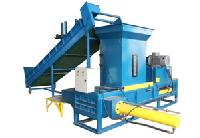 Shaving Baling Machine