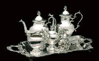 Antique Silverware From India