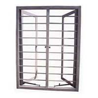Open Steel Windows