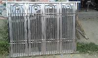 Stainless Steel Wooden Windows