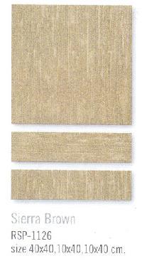 Sierra Brown Floor Tiles