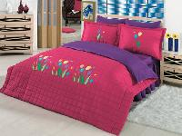 Embroidered Bed Covers