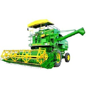 Four Wheel Drive Harvester