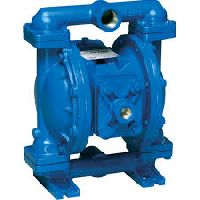 double diaphragm pump