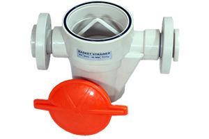 Moulded Basket Strainers