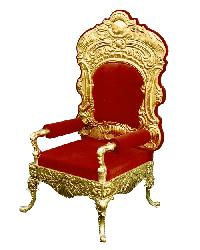 Wedding chairs manufacturers suppliers exporters in india wedding chairs junglespirit Choice Image