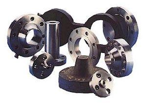 Alloy & Carbon Steel Flanges