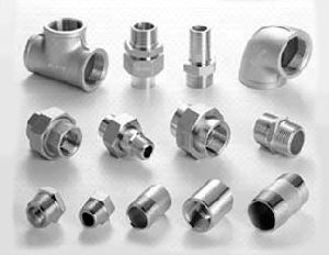 Duplex & Stainless Steel Forged Fittings