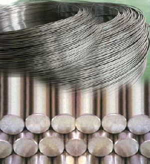 Nickel Alloy Bars & Wires