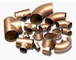 Nickel & Copper Alloy Buttweld Fittings