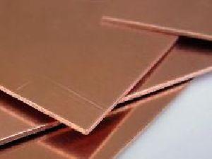 Plain Nickel & Copper Alloy Sheets