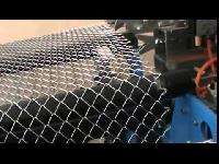Steel Wire Net Making Machine