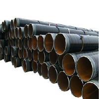 Mild Steel Erw Black Pipe