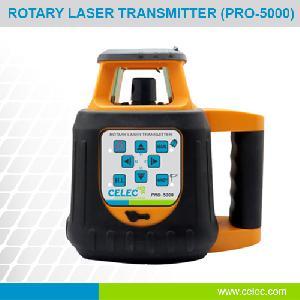 Laser Land Leveller Pro 5000