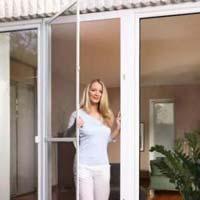 Upvc Door Mosquito Net