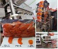 Solid And Liquid Packing Machine