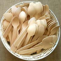 wooden spoons coloured
