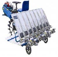 Rice Transplanter (model No. - Mac Rrt - 8r)